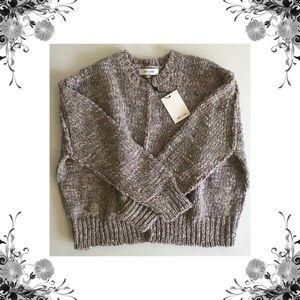 {John + Jenn} Chunky Thick Knit Oversized Sweater